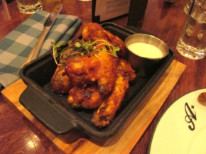 Bowling and Hot Wings at All Star Lanes Brick Lane | London