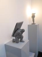 Hercules XIII tablet stand by Venus Design Studio